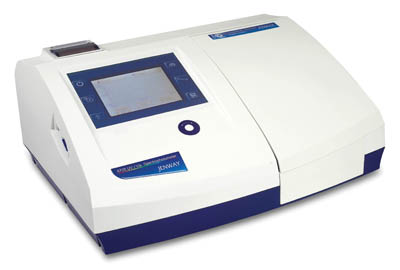 13164794 Spectrophotometer Jenway 6705 scanning, visible
