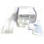 Nucleic acid purification, Column based, GeneJET™ Genomic DNA purification kit  Includes protein.K, RnaseA, digest., lysis, wash & Elut. buffers, columns and coll. tubes 50 preps.
